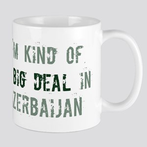 Big deal in Azerbaijan Mug