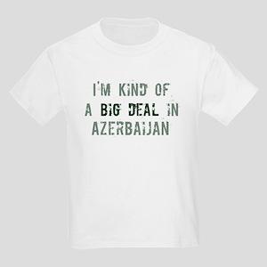 Big deal in Azerbaijan Kids Light T-Shirt