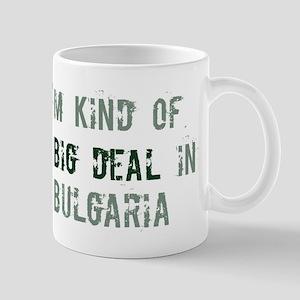 Big deal in Bulgaria Mug