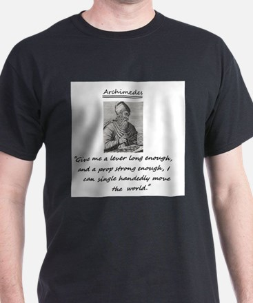 2-Archimedes T-Shirt