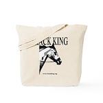 Track King Tote Bag