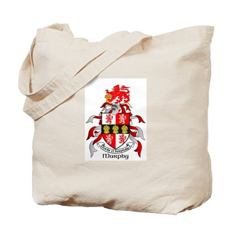MURPHY Coat of Arms Tote Bag