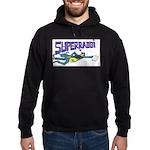 Superrabbi Hoodie (dark) Sweatshirt
