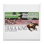 Track King Tile Coaster