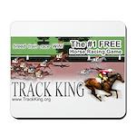 Track King Mousepad