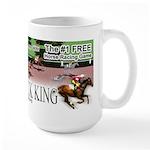 Track King Large Mug