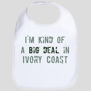 Big deal in Ivory Coast Bib