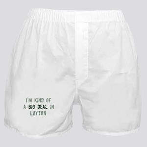 Big deal in Layton Boxer Shorts