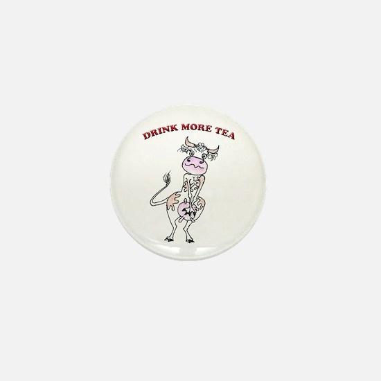 Cute Holsteiner Mini Button