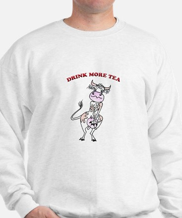 Cute Cow design Sweatshirt