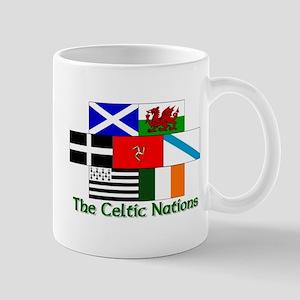 Celtic Nations Mug