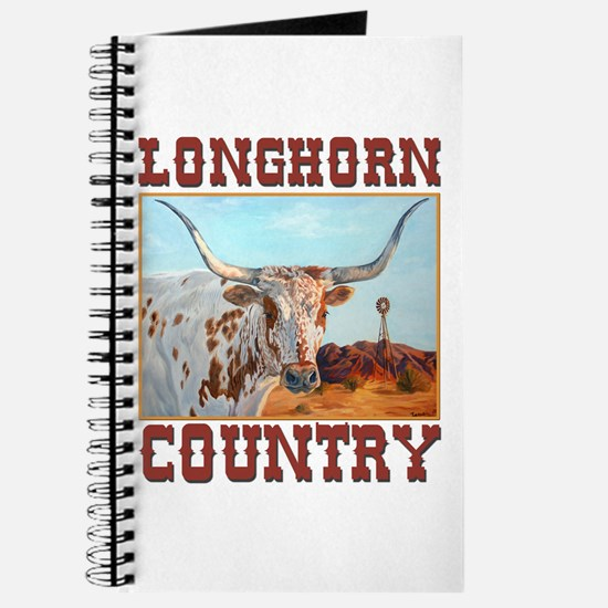 Longhorn country Journal