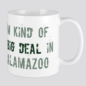 Big deal in Kalamazoo Mug
