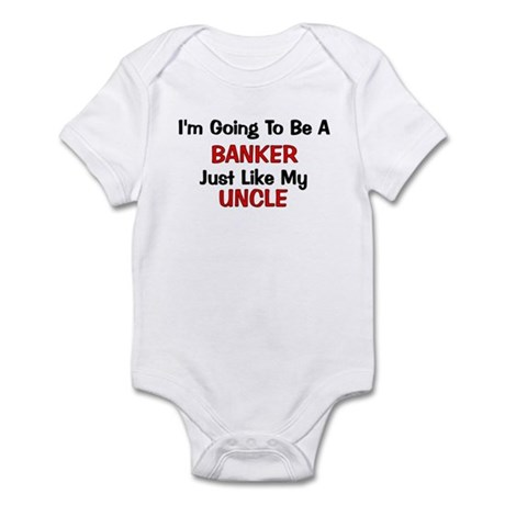 Banker - Uncle - Profession Infant Bodysuit