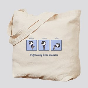 Frightening Little Monster Tote Bag