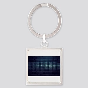 Technology Concept and Digital Data Busi Keychains