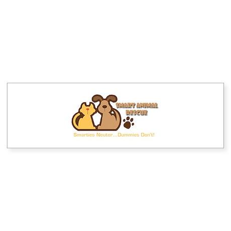 Smart Petz Animal Rescue Bumper Sticker (50 pk)
