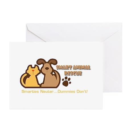 Smart Petz Animal Rescue Greeting Cards (Pk of 20)