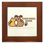 Smart Petz Animal Rescue Framed Tile
