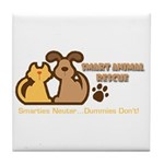 Smart Petz Animal Rescue Tile Coaster