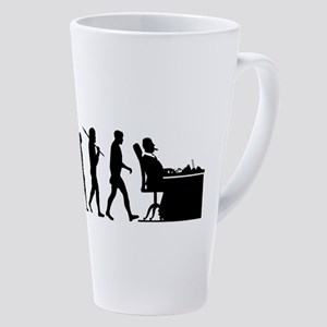 CEO Boss Evolution 17 oz Latte Mug