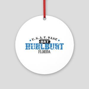 Hurlburt Air Force Base Ornament (Round)