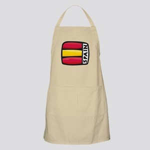 Spain Design BBQ Apron