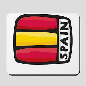 Spain Design Mousepad