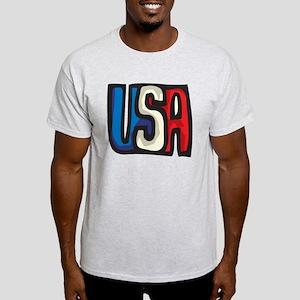 USA Design Light T-Shirt
