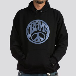 Obama - 60's Stamp Hoodie (dark)