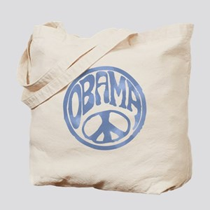 Obama - 60's Stamp Tote Bag