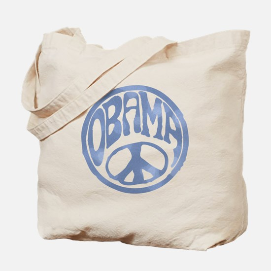 Obama - 60's Stamp Tote Bag