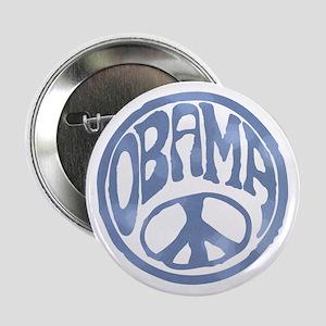 "Obama - 60's Stamp 2.25"" Button"