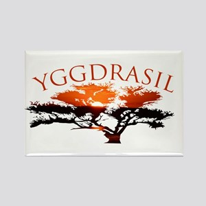 Yggdrasil- The tree of life Magnets