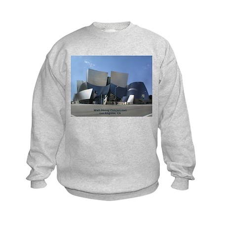Disney Concert Hall Kids Sweatshirt