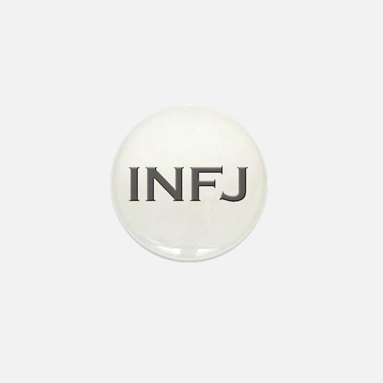 INFJ Mini Button