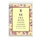 Outer Vision Postcards (Package of 8)