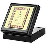 Outer Vision Keepsake Box