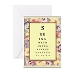 Outer Vision Greeting Cards (Pk of 20)