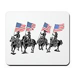 Rodeo Flag Team Mousepad
