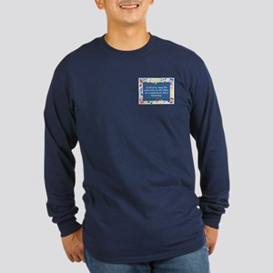 Harmony Long Sleeve Dark T-Shirt