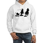 Team Roping Hooded Sweatshirt