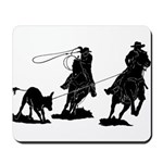 Team Roping Mousepad