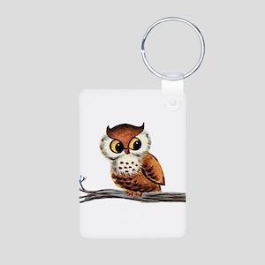 Vintage Owl Keychains