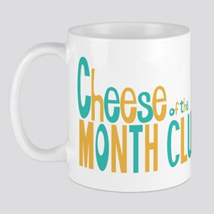 Cheese of the Month Mug