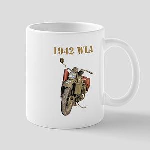 WLA motorcycle Mug