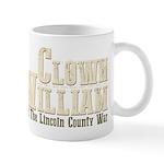 Clown William Mugs