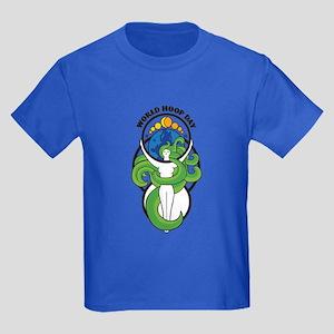 Kids Goddess Colored T-Shirt