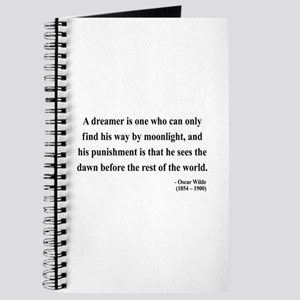 Oscar Wilde 6 Journal