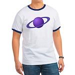 Purple Planet Ringer T